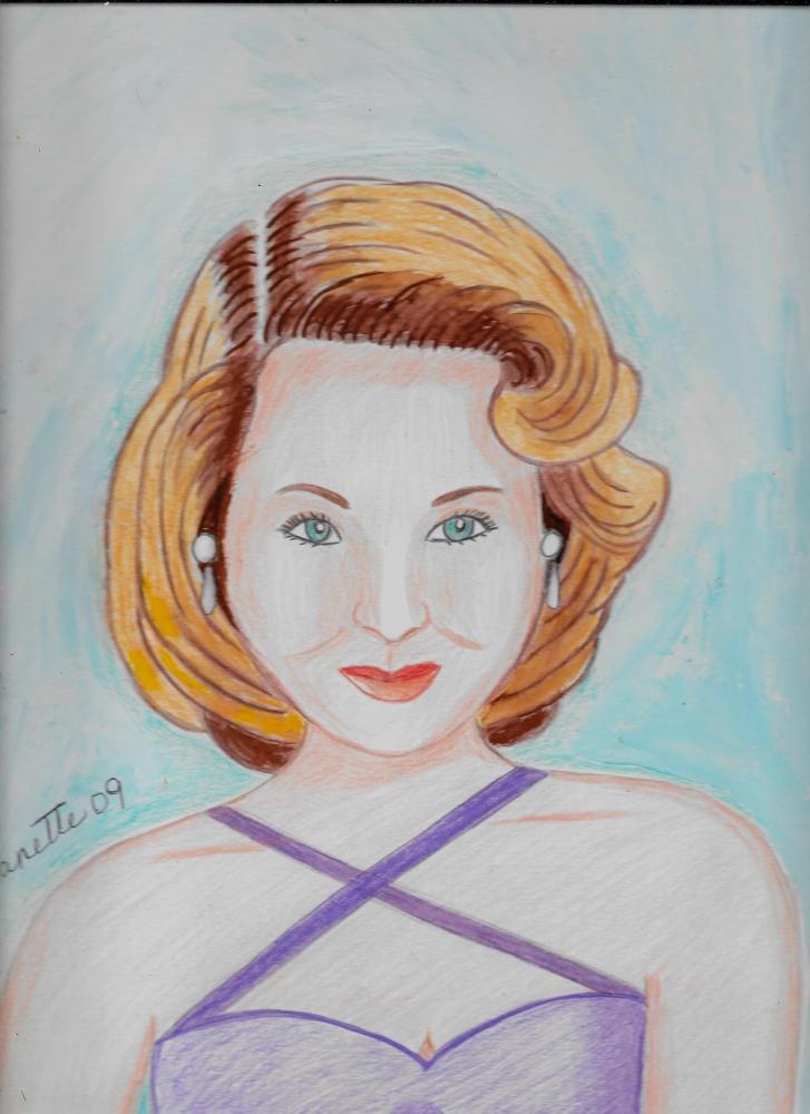 Laura Linney by Jeanette